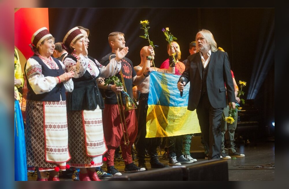 Heategevuskontsert Ukraina toetuseks