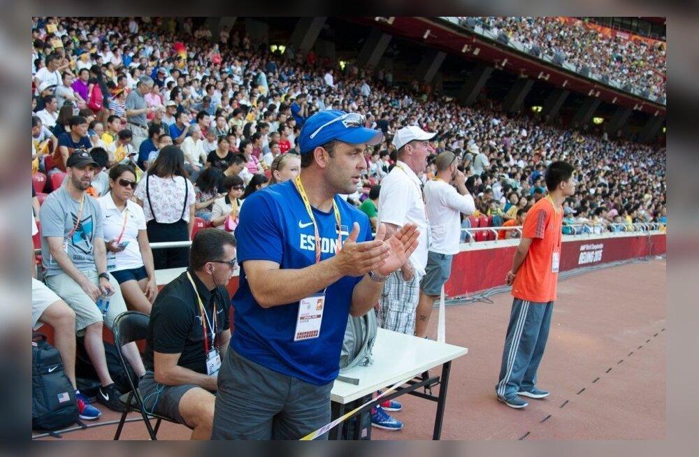 Peking kergejõustiku MM reede 28 august