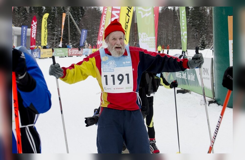 SUUR GALERII: Leia ennast ja oma sõpru Kõrvemaa suusamaratoni piltidelt!