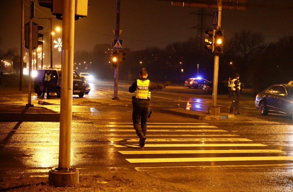 Päev liikluses: eile sai avariides viga üheksa inimest