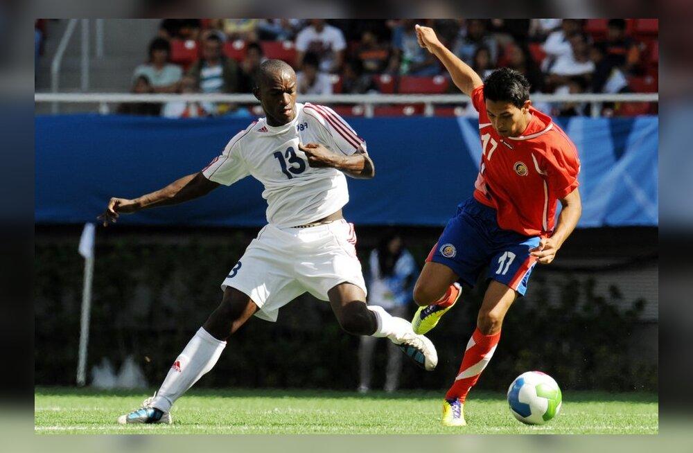 Kuuba ja Costa-Rica mäng