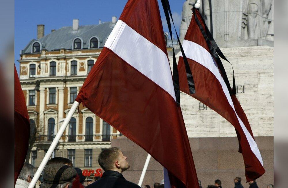 Läti rahvuslased vene parteile: tunnustage okupatsiooni!
