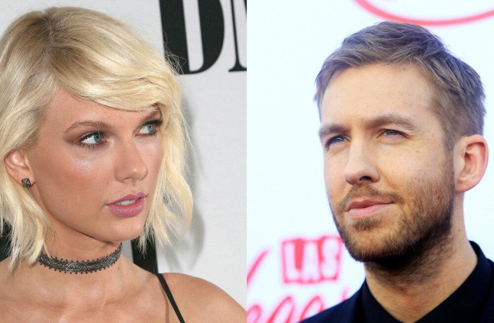 Olge valmis uueks megahitiks! Taylor Swift ja Calvin Harris läksid lahku