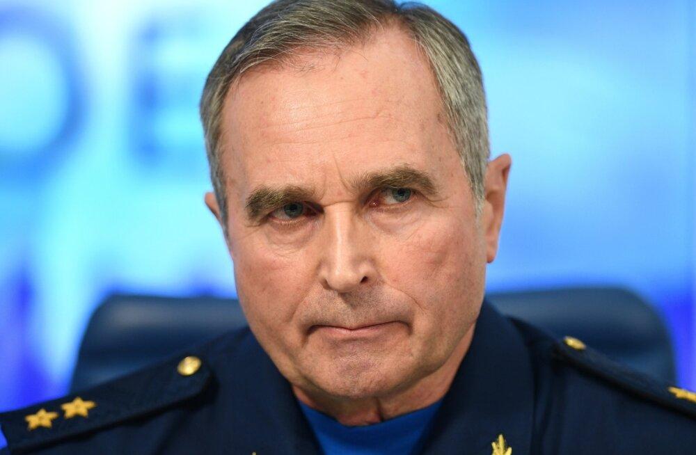 Vene kaitseministeerium: plahvatust allakukkunud lennuki pardal ei olnud