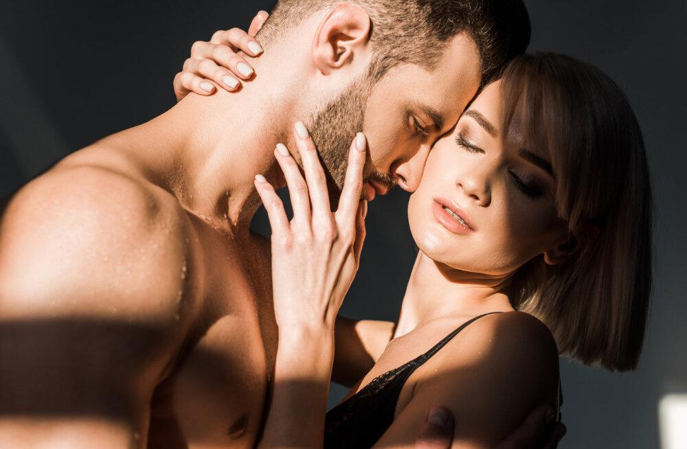 Tõeline seksuaalsus: armastamise kolm etappi