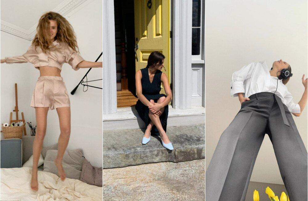 ФОТО | Для нового лукбука Zara модели снялись у себя дома