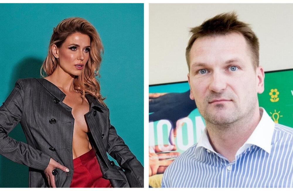Ithaka Maria Harito ja Rain Vääna – uus kuum paar?