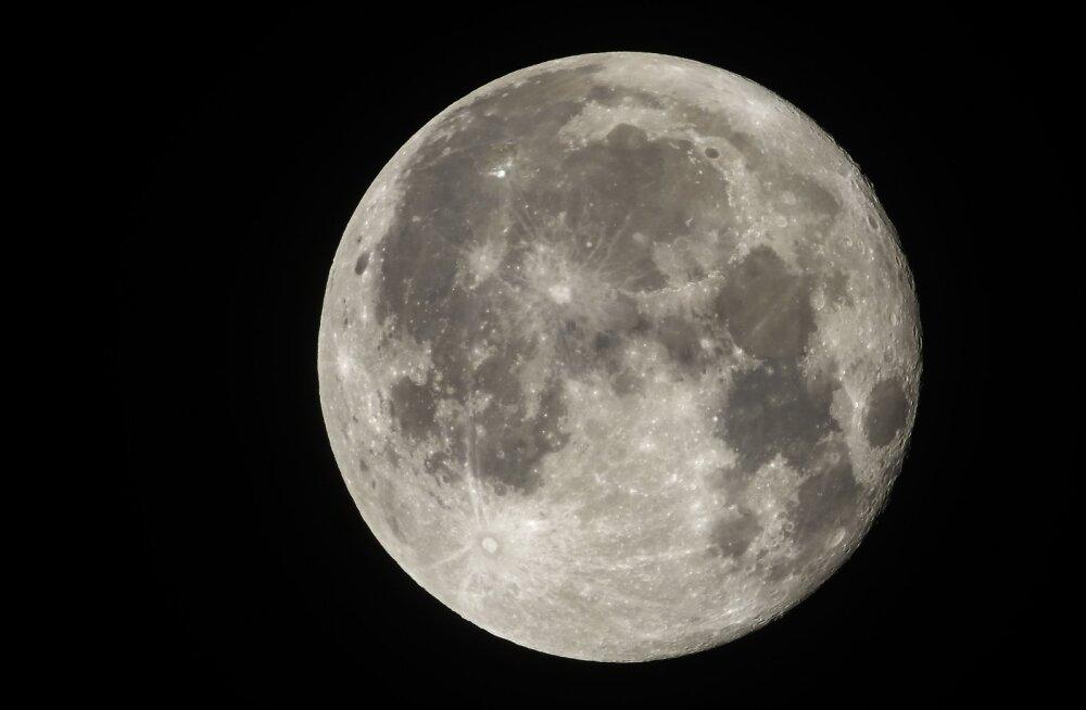 TalTechi ja EKA üliõpilased hakkavad arendama Kuu missiooniks elamuid