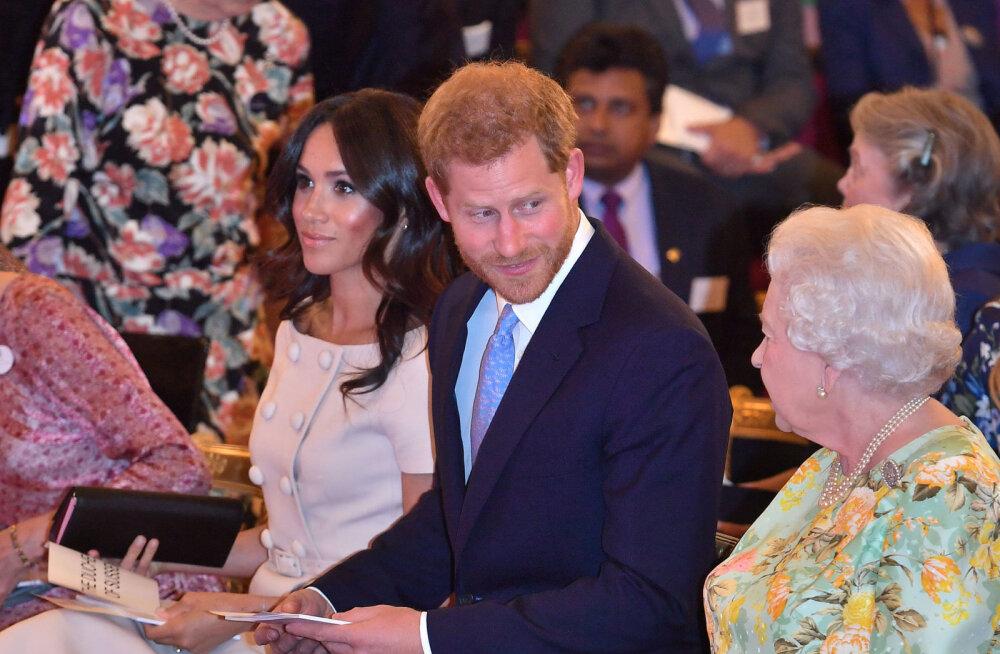 Kuninganna eiras Meghani ja Harry kõige suuremat soovi, kuid monarhil oli mõjuv põhjus