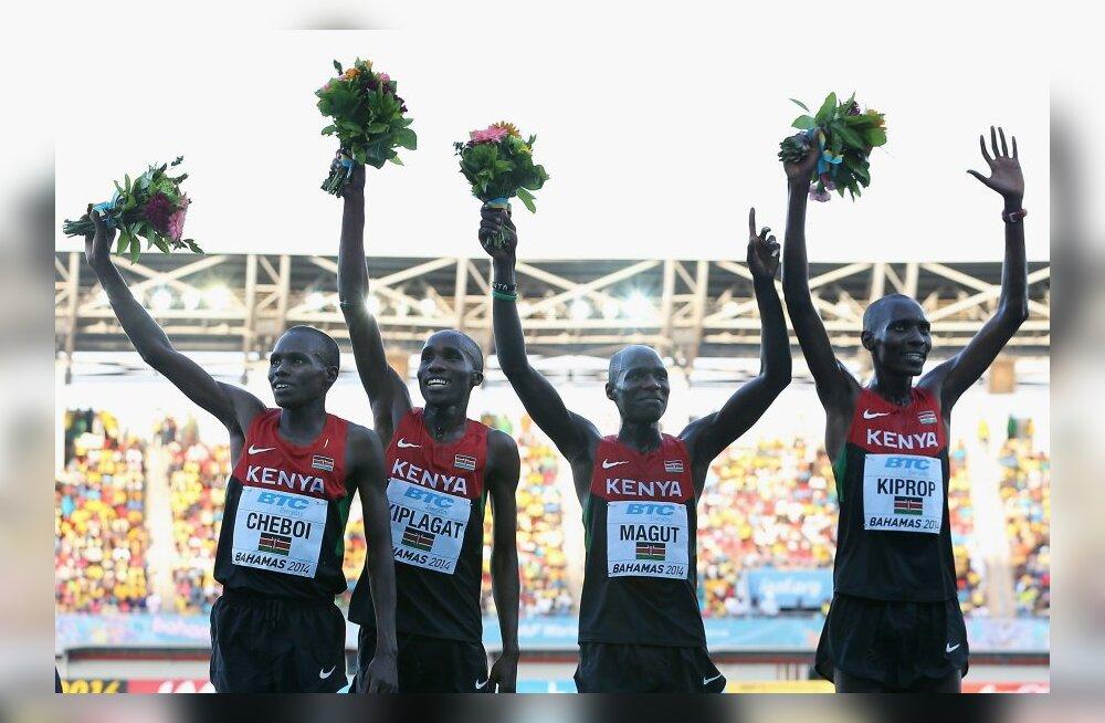Keenialased püstitasid Bahamas veel ühe maailmarekordi