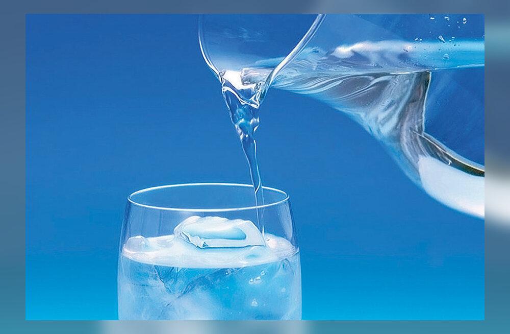 Aluseline vesi toetab tervist