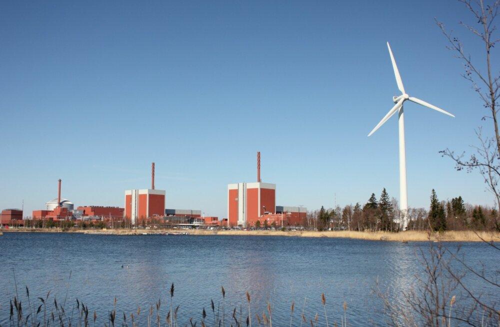 Soome Olkiluoto tuumajaama territooriumil põles transformaator, üks reaktor lülitus elektrivõrgust välja