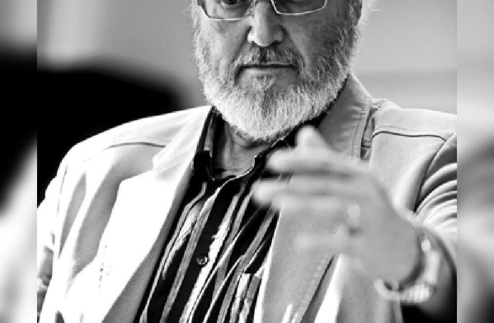Jaakko Ryhänen: kui ma enam ei laula, siis elan õpilastes