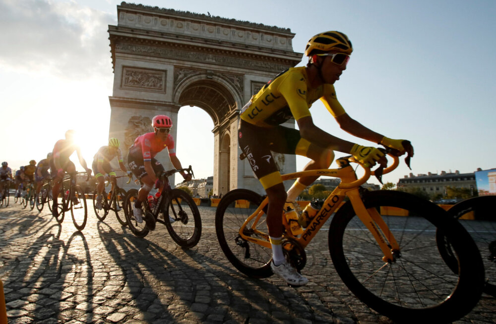 Pilt on illustratiivne. Tour de France