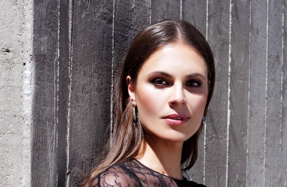Näitlejanna Britta Soll on kolmanda lapse ootel