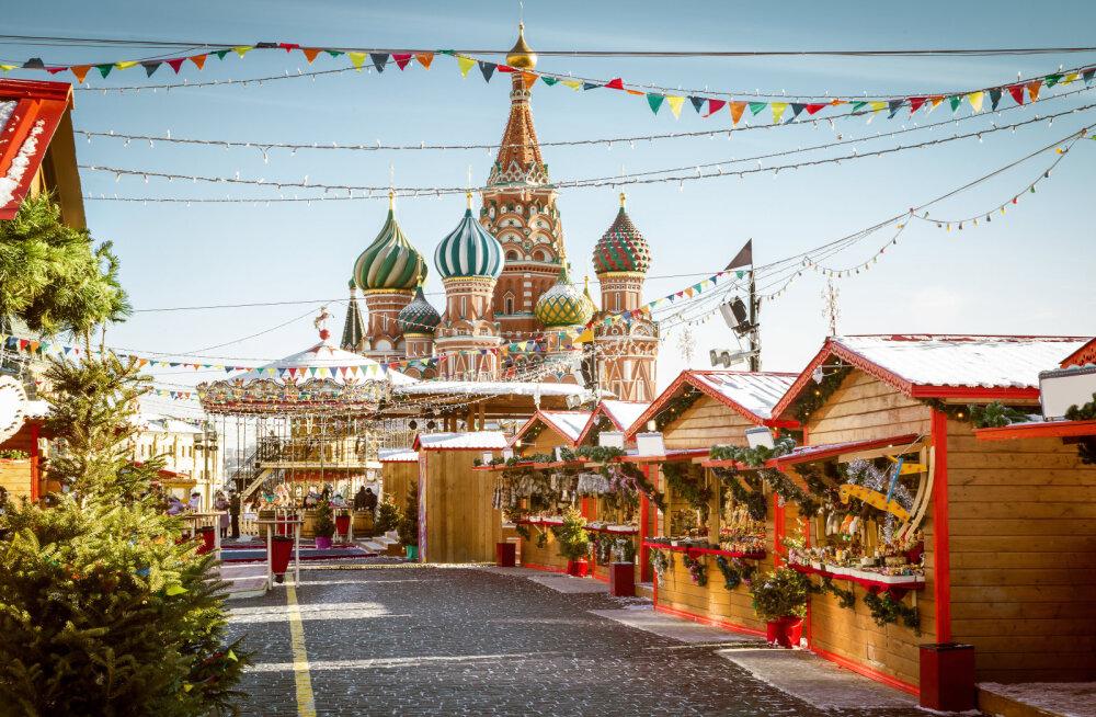 5 lahedat asja, mida talvises Moskvas teha