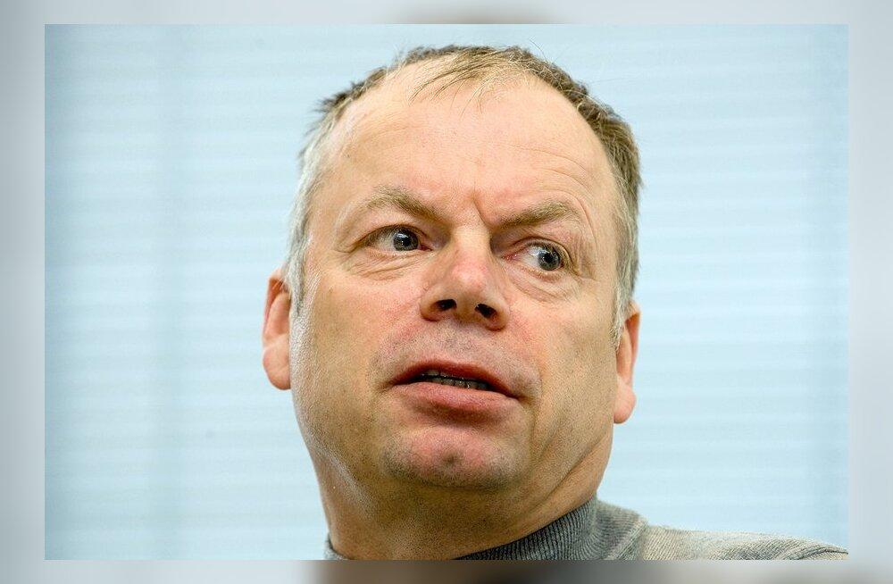 Мыйз: в оттоке денег Swedbank из Эстонии нет ничего необычного