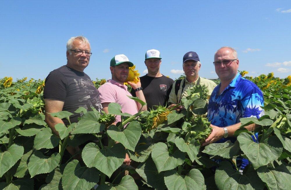 Mulluste viljelusvõistluse võitjate preemiareis Austriasse ja Ungarisse