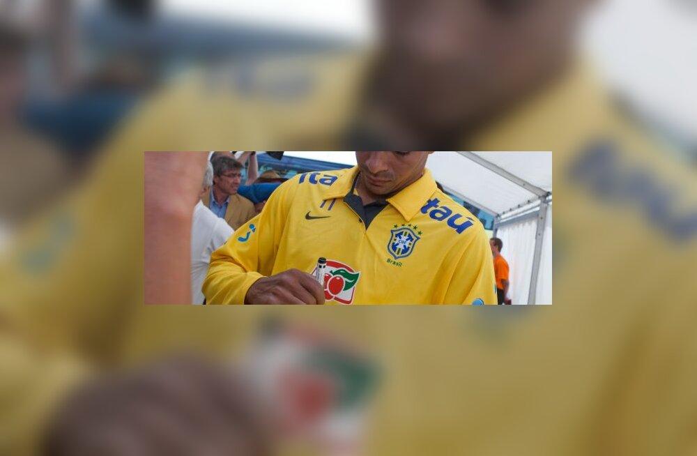 Gilberto Silva: Nad mängisid jõuliselt