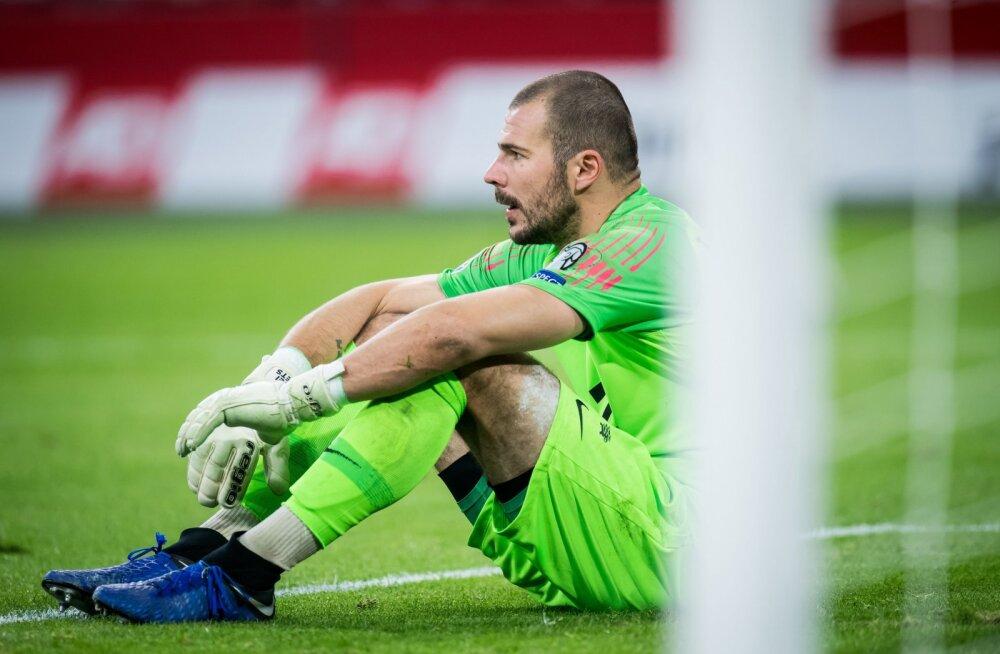 Jalgpalliliit Sergei Lepmetsast: hea meelega ei tahaks kedagi sanktsioneerida