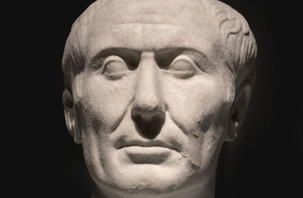 3D-REKONSTRUKTSIOON | Kas selline võis välja näha Vana-Rooma väejuht ja poliitik Julius Caesar?