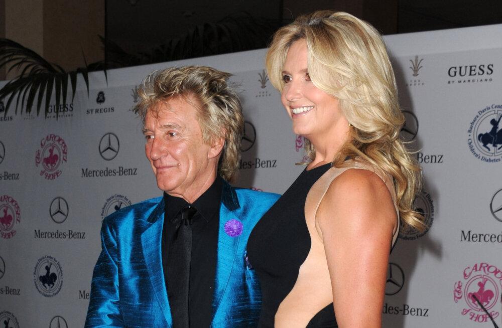 Endise naistemehe Rod Stewarti avameelne ülestunnistus: seks muutus igavaks, üks modell tuli ja teine läks
