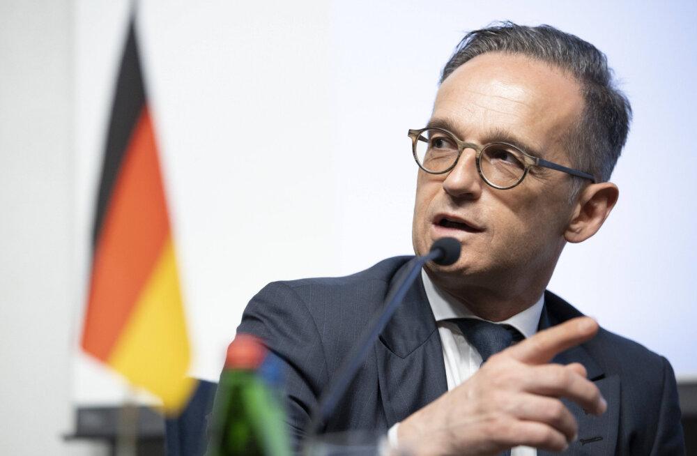 Saksamaa välisminister: kui Venemaa ei aita Navalnõi mürgitamisse selgust tuua, peame reageerima