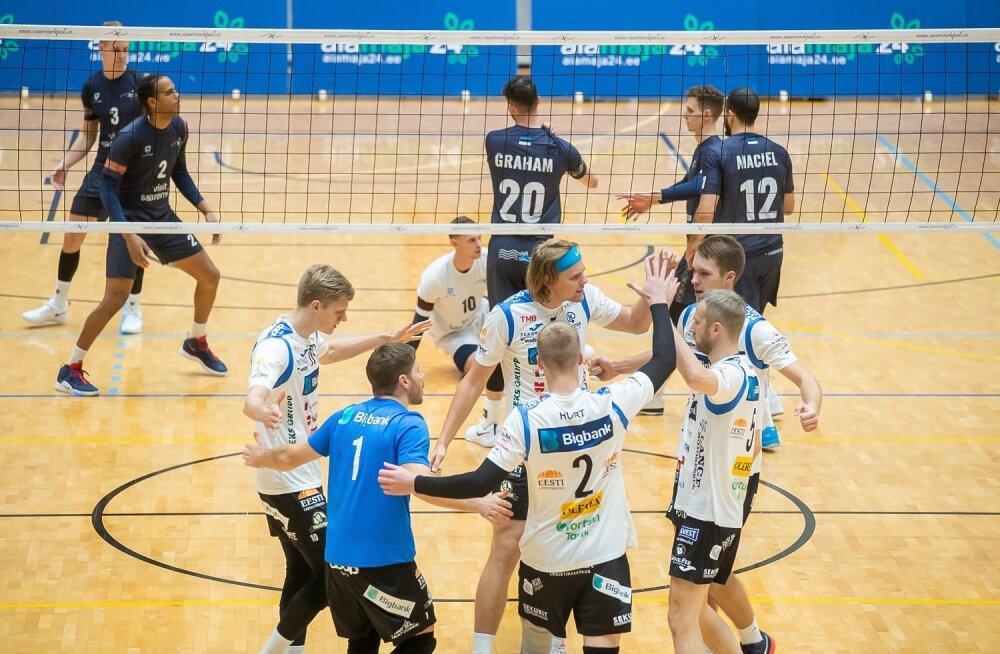 Saaremaa vs Bigbank Tartu