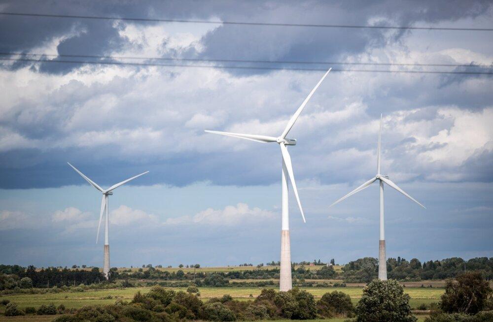 Head uudised: Ühendkuningriigi roheenergiarekord
