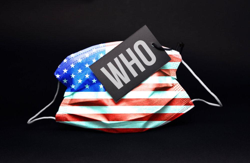 Trumpi administratsioon alustas ametlikult USA WHO-st väljaastumise protseduuri
