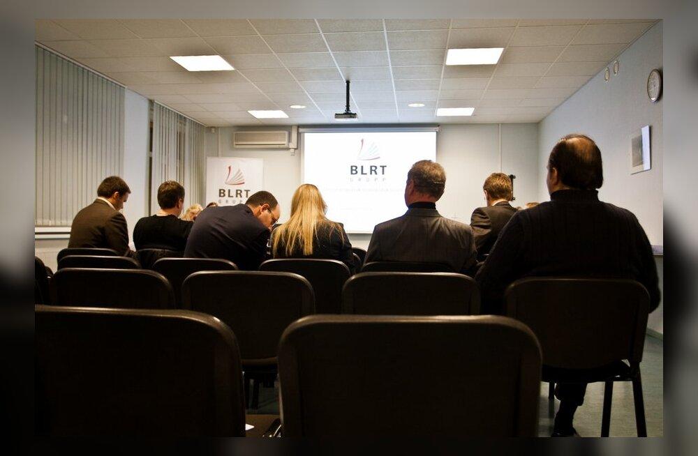 BLRT Grupi tütarettevõte Elme Metall omandas kuus Levadia kinnistut