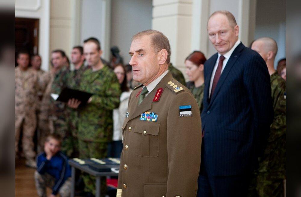Aaviksoo ja Laaneots rääkisid Rammsiga NATO reformidest