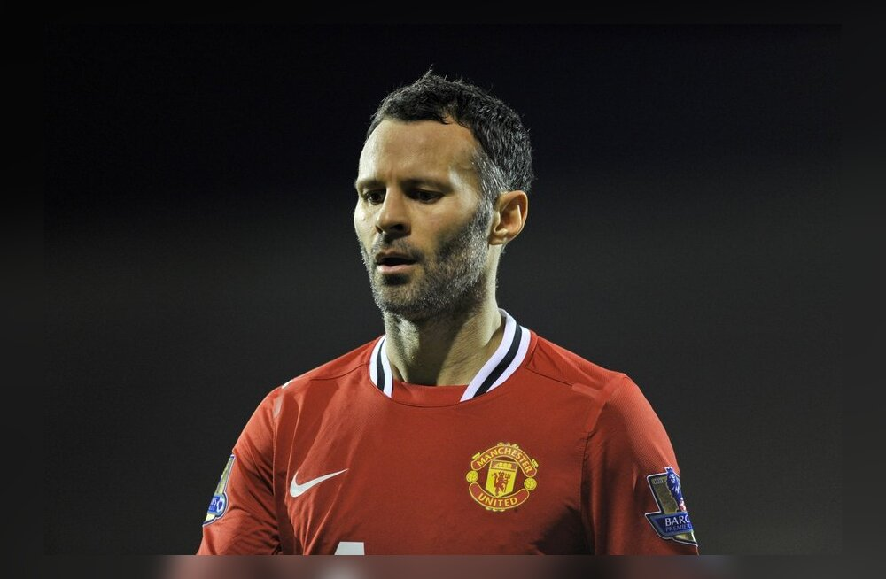 Ryan Giggs, Manchester United, jalgpall