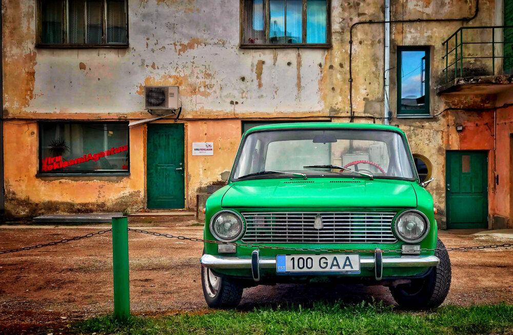 Nõudepõhise transpordi areng Eestis on eri põhjustel takerdunud