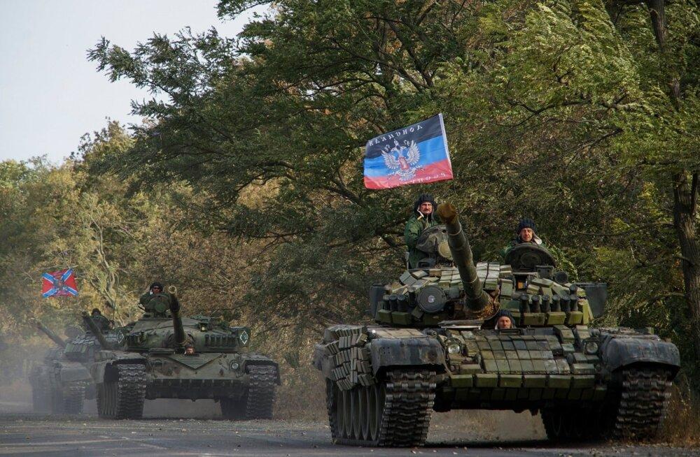 ÜRO: Ida-Ukrainasse voolab Venemaalt endiselt mehi ja relvi
