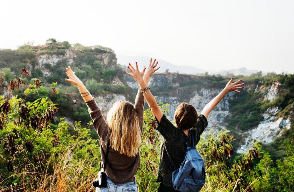 TERVIS TULGU | Viis põhjust, miks reisimine on sulle väga kasulik