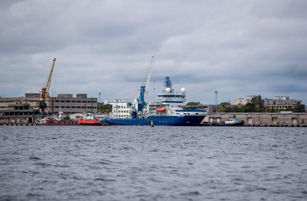 Tallinna vaated merelt