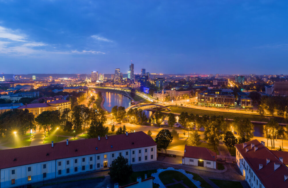 airBalticu uued otselennud Tallinnast Vilniusesse kaks korda päevas