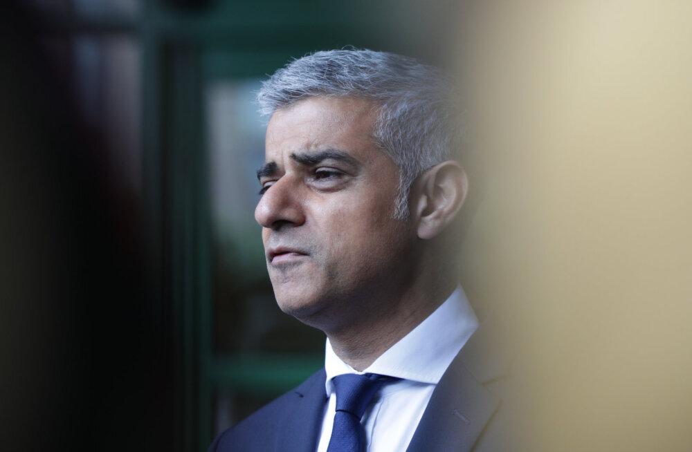Trumpi võõrustava Londoni meer nimetas USA riigijuhti globaalseks ohuks