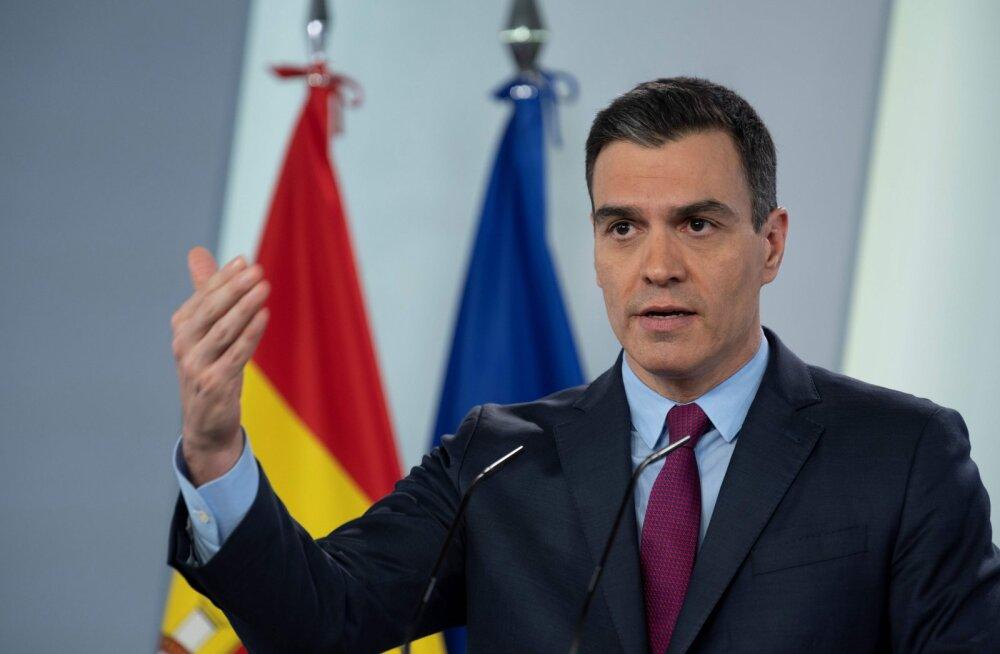 """Hispaania plaanib juuni lõpuks """"uut normaalsust"""", Prantsusmaa muudab maskid kohustuslikuks koolides ja ühistranspordis"""