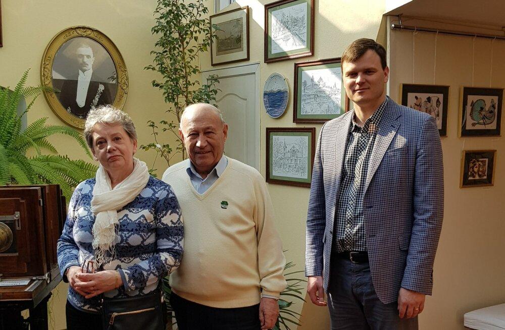 MEIE MAA | Saaremaad tutvustati Peterburi ja Moskva turismiseminaril