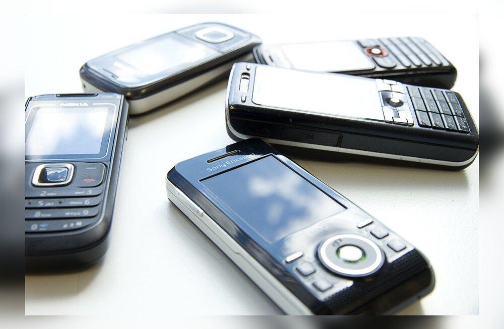 2015. aasta populaarseimad telefonid, nii nagu neid valisid Forte lugejad