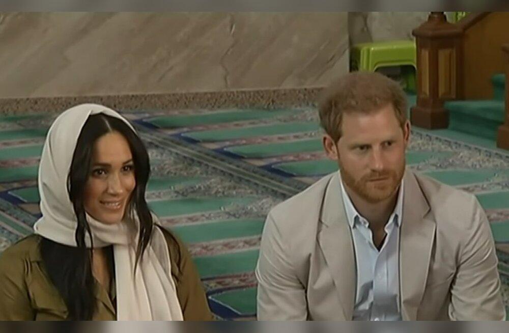 Экс-принц Гарри и Меган Маркл выплатили Британии более 3 млн долларов
