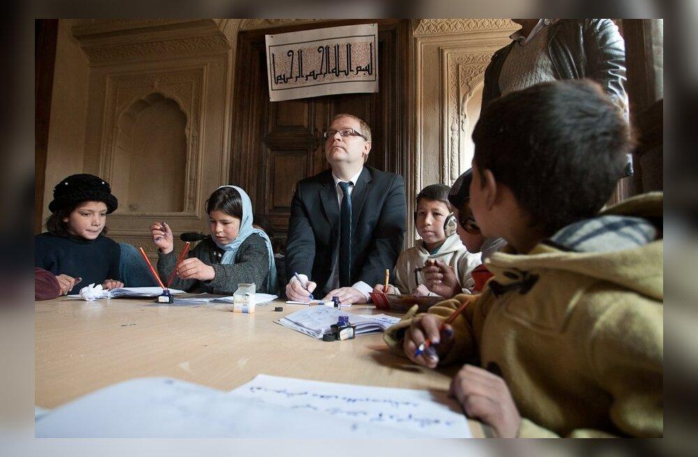 Välisministeeriumi toel hakatakse koolides maailmaharidust käsitlema