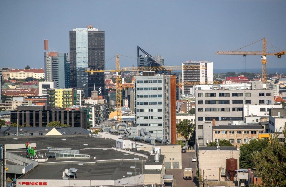 Teises kvartalis vedas majanduskasvu ehitus.