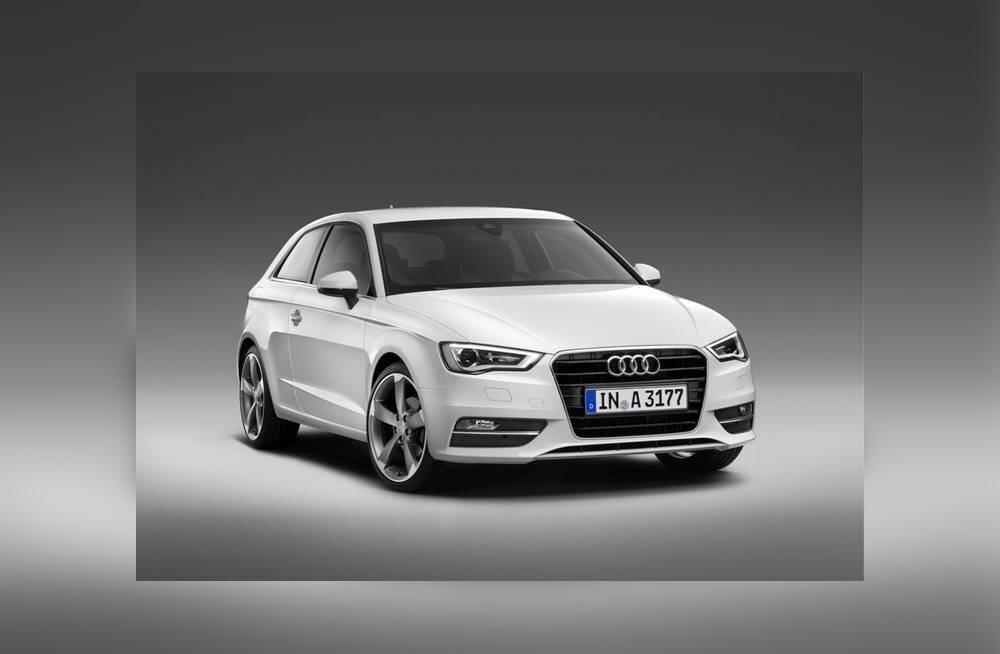 Audi esitleb Pariisi 5-ukselist A3 Sportbacki