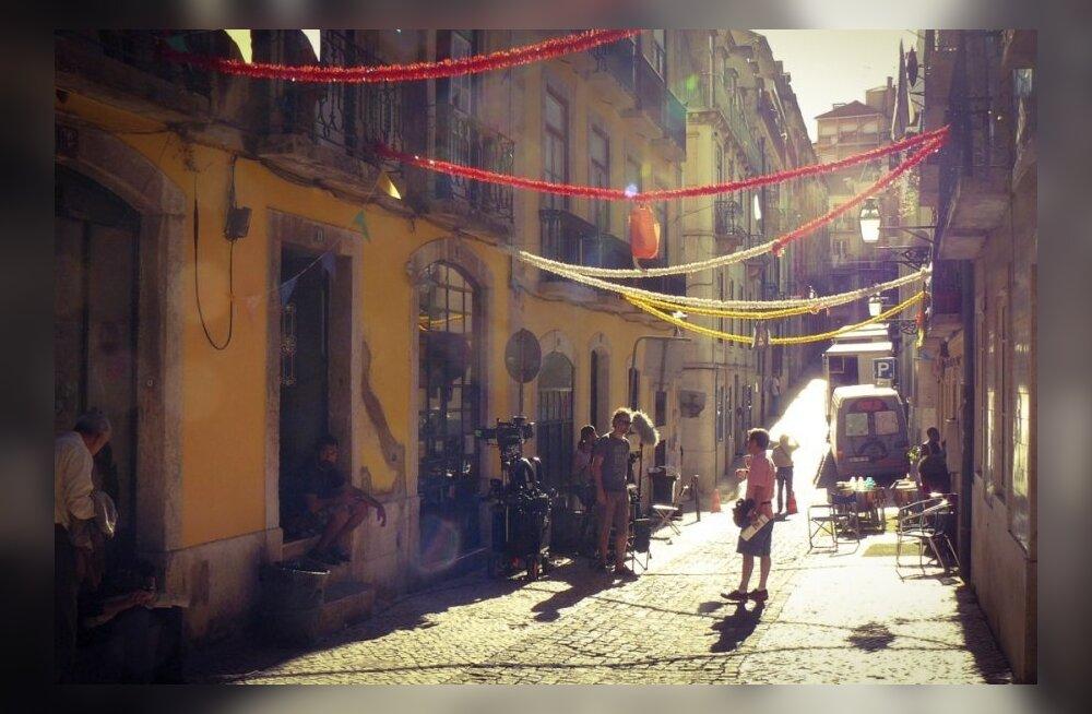 Lissabon: naudingute ja peatuste pealinn