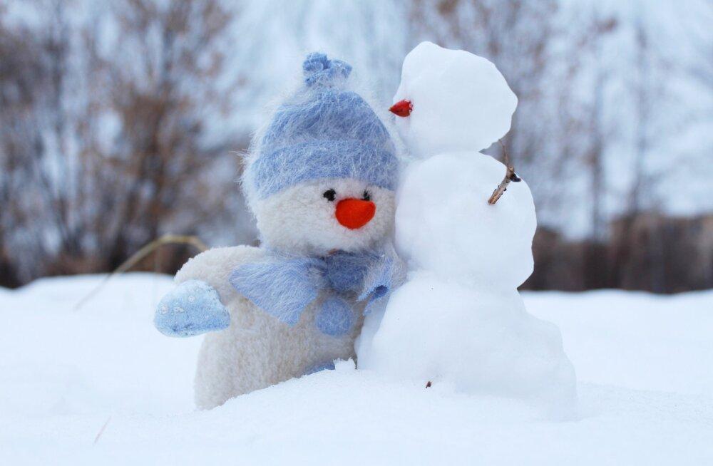 Täna on rahvusvaheline lumepäev! Kas teadsid, et sportimine lumes põletab rohkem kaloreid?