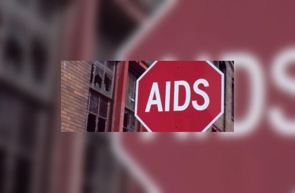 Aidsieitamise tõttu surevad tuhanded