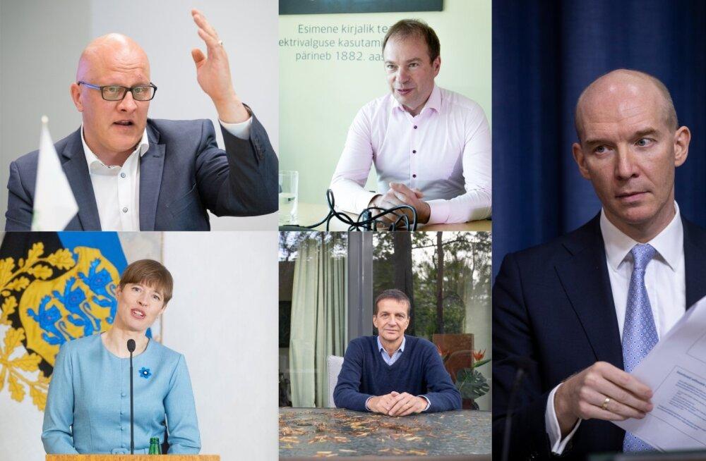 ОБЗОР ЗАРПЛАТ | 100 000 евро в год! Эстонские госчиновники богаче политиков